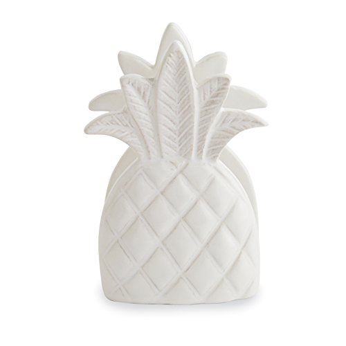 Mud Pie 4265474 Pineapple Sponge Holder