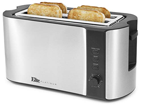 Amazon 10 Best Long Slot Toasters Kitchen Bests
