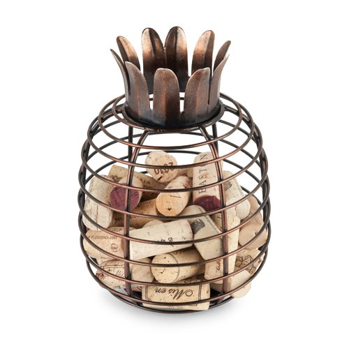 True 4825 Juicy Pineapple Cork Holder